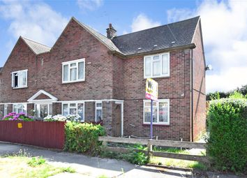 Thumbnail 2 bed flat for sale in Burston Road, Coxheath, Kent