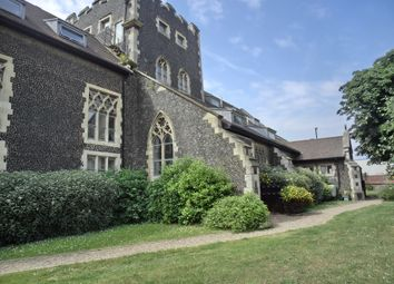 Thumbnail 1 bed flat to rent in All Saints Church, Galley Hill Road, Swanscombe