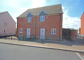 Thumbnail 3 bed semi-detached house for sale in Palmer Square, Birstall, Leicester, Leicestershire