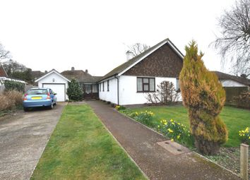 Thumbnail 3 bed detached bungalow for sale in Chestnut Walk, Bexhill-On-Sea