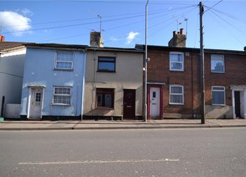 Brook Street, Colchester, Essex CO1. 2 bed terraced house for sale
