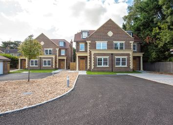 Thumbnail 4 bed semi-detached house for sale in Amersham Road, Beaconsfield