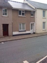 Thumbnail 2 bedroom terraced house to rent in 54 Barn Street, Haverfordwest