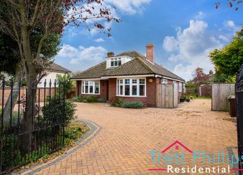 Thumbnail 4 bed bungalow for sale in Stalham Road, Hoveton, Norwich