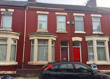 Thumbnail 3 bed terraced house for sale in 58 Hannan Road, Kensington, Liverpool