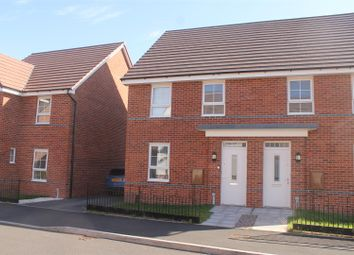 Thumbnail 3 bedroom semi-detached house for sale in Goodwood Drive, Akton Gate, Wolverhampton