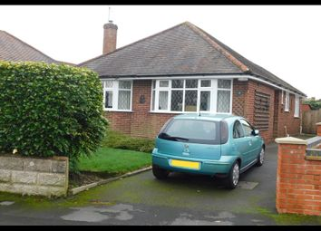 Thumbnail 2 bed detached bungalow for sale in Kinross Road, Southampton