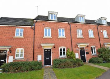 Thumbnail 3 bed terraced house for sale in Banks Crescent, Stamford
