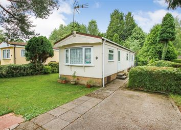 Thumbnail 1 bed mobile/park home for sale in 23 Nightingale Lane, Turners Hill Park, West Sussex