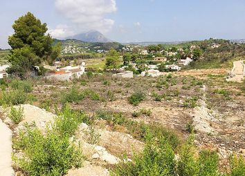 Thumbnail Land for sale in Jávea, Alicante, Spain