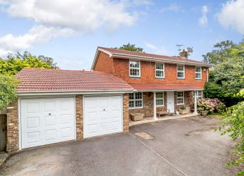 Thumbnail 4 bed detached house for sale in Nightingale Close, Cobham