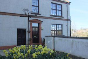 Thumbnail 2 bed flat for sale in Riverside Court, Castle Street, Dumfries