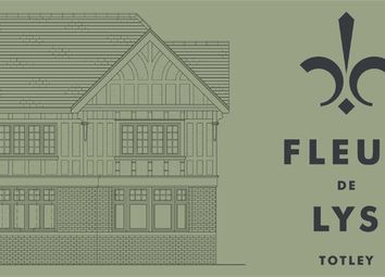 Thumbnail 1 bed flat for sale in Apt 4 Fleur De Lys, Totley Hall Lane, Totley