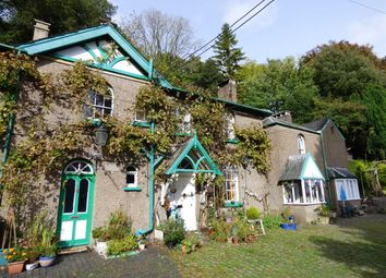 Thumbnail 1 bed flat to rent in Penmoel Cottage, Coleford Road, Woodcroft, Chepstow