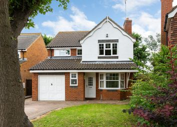 Thumbnail 4 bed detached house for sale in Falcon Close, Rayleigh, Essex