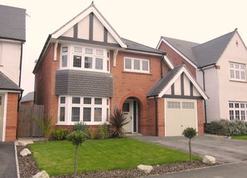 Thumbnail 3 bed detached house for sale in Granby Road, Saighton, Chester