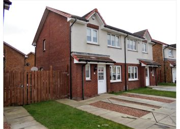 Thumbnail 3 bed semi-detached house for sale in Andrew Paton Way, Hamilton