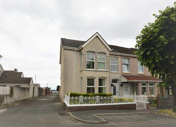 Thumbnail 4 bed end terrace house for sale in King Georges Avenue, Llanelli