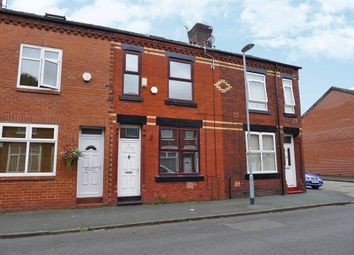 Thumbnail 3 bed terraced house to rent in Longford Street, Manchester, Greater Manchester