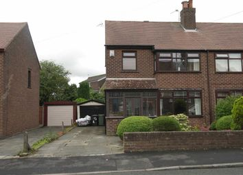 Thumbnail 3 bed semi-detached house for sale in Vicarage Road, Orrell