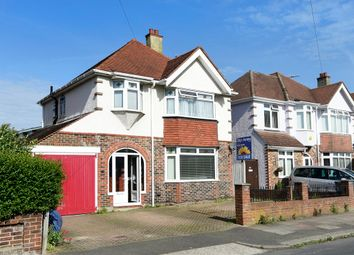 Thumbnail 3 bed detached house for sale in Beaumont Road, Broadwater, Worthing