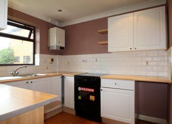 Thumbnail 2 bedroom terraced house to rent in Windsor Gardens, Somersham, Huntingdon