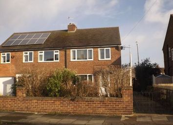 Thumbnail 3 bed semi-detached house for sale in Haddon Crescent, Chilwell, Nottingham