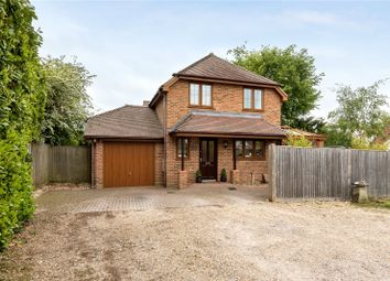 Thumbnail 4 bed detached house for sale in Westfield Road, Kings Worthy, Winchester, Hampshire