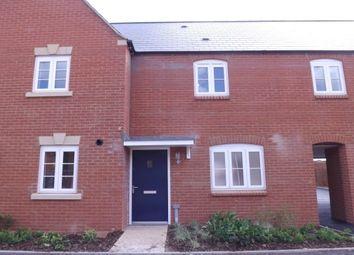 Thumbnail 2 bedroom flat to rent in Poppyfields Way, Brackley