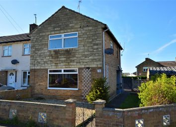 Thumbnail 3 bedroom end terrace house for sale in Sandringham Close, Stamford