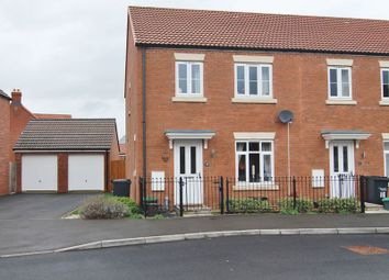 Thumbnail 3 bedroom terraced house for sale in Sealand Way Kingsway, Quedgeley, Gloucester