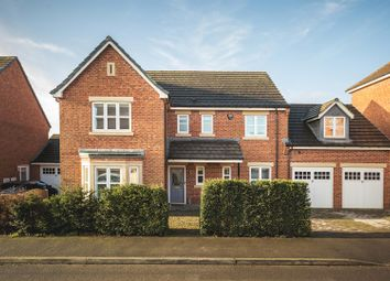 5 bed detached house for sale in Crystal Close, Mickleover, Derby DE3