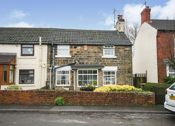 Thumbnail 1 bed semi-detached house for sale in Morton Road, Pilsley, Chesterfield, Derbyshire