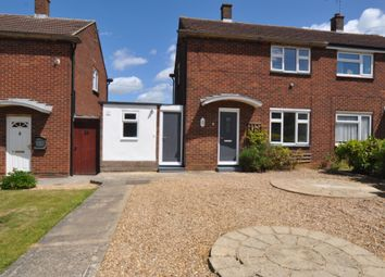 Thumbnail 2 bed semi-detached house to rent in River Mead, Hitchin
