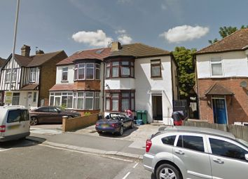 Thumbnail 4 bed terraced house to rent in Aldborough Road South, Ilford