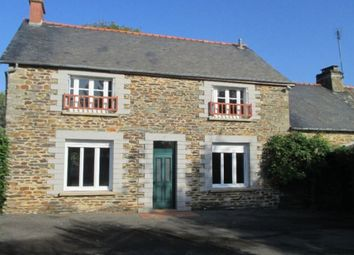 Thumbnail 3 bed detached house for sale in Guer, Morbihan, 56380, France