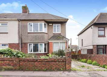 Thumbnail 3 bed semi-detached house for sale in Bertha Road, Margam, Port Talbot