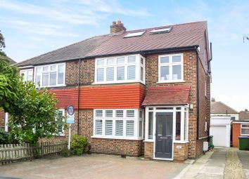 Thumbnail 4 bedroom semi-detached house to rent in Braycourt Avenue, Walton-On-Thames