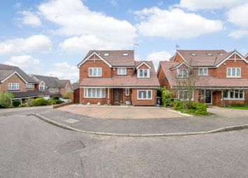 Thumbnail 5 bed detached house for sale in Beechcroft Road, Bushey