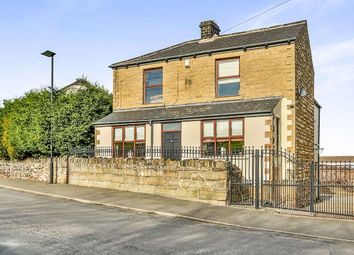 Thumbnail 4 bed detached house for sale in Springwood Lane, High Green, Sheffield