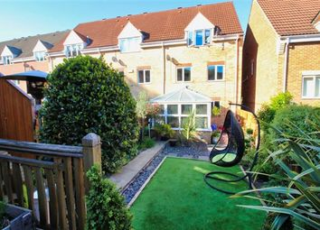 Thumbnail 3 bed town house for sale in Rose Hill Drive, Mosborough, Sheffield