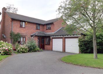 Thumbnail 3 bed detached house for sale in Cloisters, Gnosall, Stafford