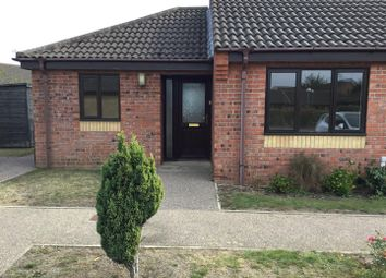 Thumbnail 2 bed detached bungalow to rent in Herivan Close, Oulton, Lowestoft