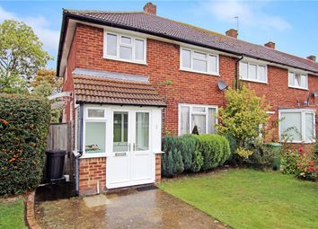 Thumbnail 3 bed end terrace house for sale in Church Hill Wood, Poverest, Kent