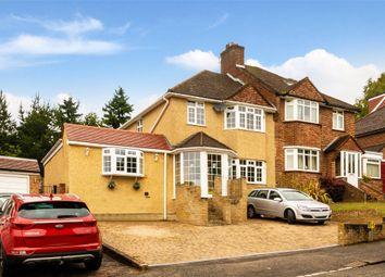 Abbots Green, Addington, Croydon CR0. 4 bed semi-detached house