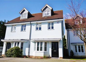 Thumbnail 3 bedroom semi-detached house for sale in Walter Mead Close, Chipping Ongar