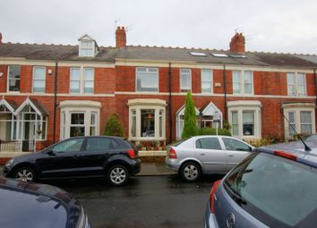 Thumbnail 4 bedroom terraced house for sale in Rothwell Road, Gosforth, Newcastle Upon Tyne