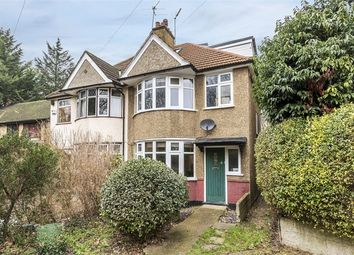 Thumbnail 3 bed semi-detached house for sale in Sidmouth Avenue, Isleworth, Middlesex