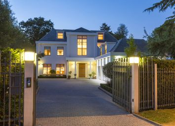 Thumbnail 5 bedroom detached house for sale in Coombe Ridings, Coombe, Kingston Upon Thames