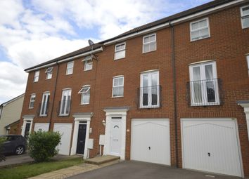 Thumbnail 3 bed terraced house for sale in Toad Hall Crescent, Chattenden, Rochester